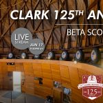 Streaming | Clark 125th Anniversary | Beta Scorpii