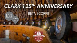 Streaming | Clark 125th Anniversary | Beta Scorpii...