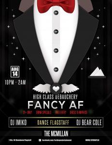 2nd Official Fancy AF Formal Affair w/ Bear Cole &...