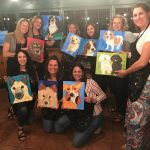 August 2021 Pet Portrait Night at Creative Spirits