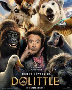 Nackard Pepsi Free Family Movie Series: Dolittle