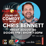 Stand-up Comedy with Chris Bennett LIVE at the Orp...