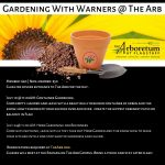 Gardening with Warners @ the Arb