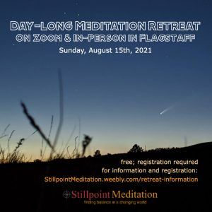 Mindfulness Retreat: In-Person AND Online!