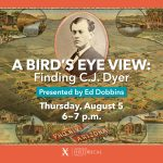A Bird's Eye View: Finding C.J. Dyer