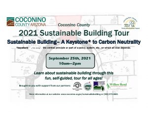2021 Sustainable Building Tour