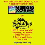 Brandy's Celebration of the Artists' Coalition of Flagstaff