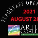 """THE 23rd FLAGSTAFF OPEN STUDIOS"""
