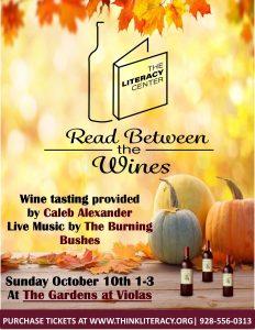Read Between the Wines