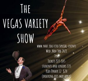 The Vegas Variety Show