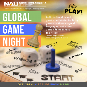 The GELL Center's Global Game Night