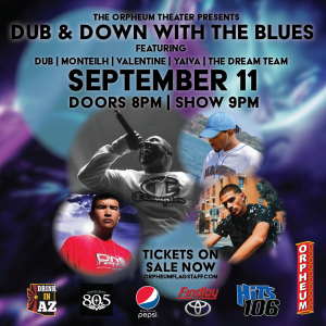 Dub & Down With The Blues