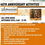 Fall Open House