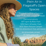 Plein Air Demonstration at Buffalo Park!
