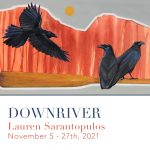 """Art Exhibition - """"Downriver: Wanderings Through the Grand Canyon"""" with Lauren Sarantopluos"""