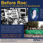 Before Roe: Abortion in the Mexico-U.S. Borderlands
