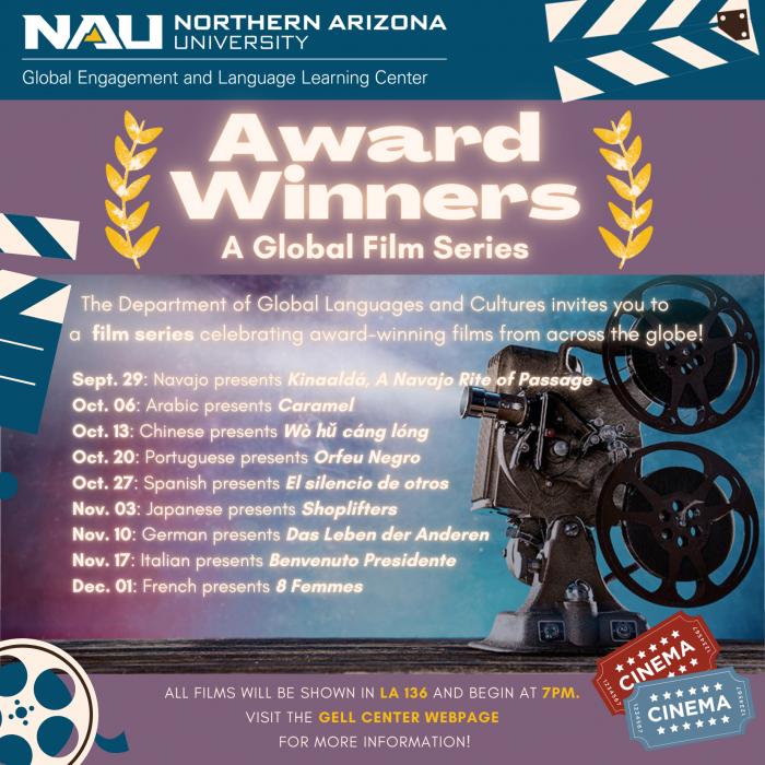 The GELL Center's Global Film Series: Orfeu Negr...