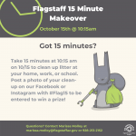 Flagstaff 15-Minute Makeover