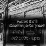 Costume Contest at the Mead Hall