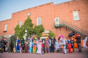 Downtown Flagstaff Trick-or-Treat Trail