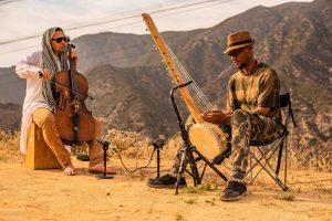 Talking Strings Duo | Cello + Kora