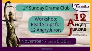 1st Sunday Drama Club