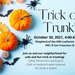 Trick or Trunk 2021!