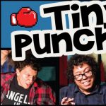 Tiny Punches at Bookmans