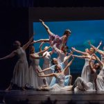 The Nutcracker Suite in Modern Bare Feet