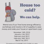 D.I.Y. Home Energy Efficiency Workshop