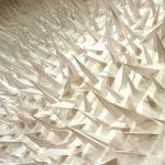 rock, paper, binder clips: kathryn martin assembles reception