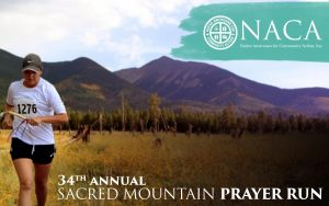 Sacred Mountain Prayer Run