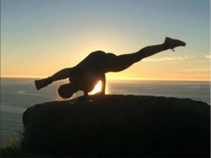 Yoga workshop: The Art of Arm Balancing and Inversions