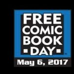 free comic book day food drive