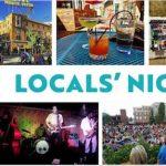 April Locals' Night