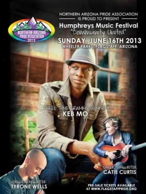 "Humphreys Music Festival: ""Community United"""