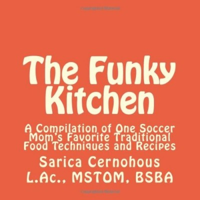 The Funky Kitchen Book Signing