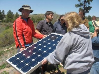 Solar Photovoltaics: Renewable Energy