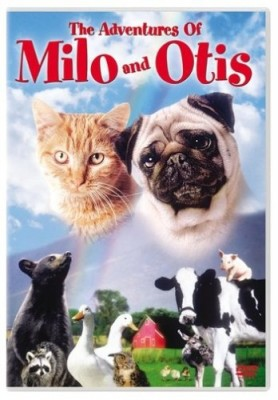 Movies on the Square: Adventures of Milo & Otis