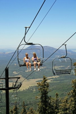 Summer Scenic Lift Rides