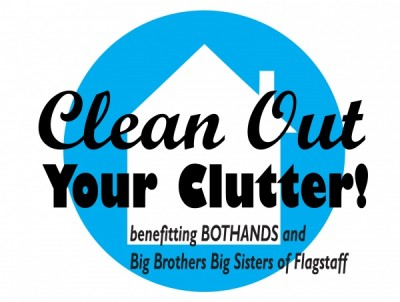 Clean Out Your Clutter for A Good Cause