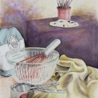 Angie Bray-Widner - ArtWalk Opening