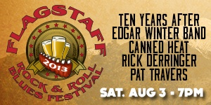 Flagstaff Rock & Roll Blues Festival