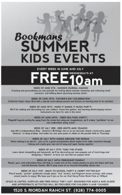 Summer Kids' Events