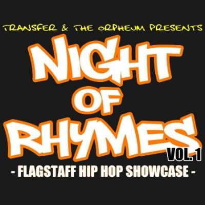 Night of Rhymes: Flagstaff Hip Hop Showcase