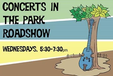 Concerts in the Park: Blues Band