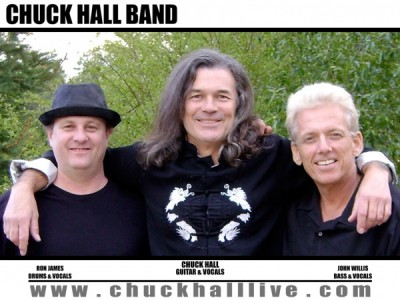 Concerts in the Park: Chuck Hall Band