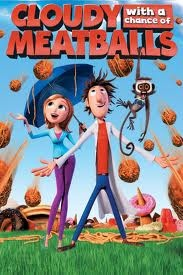 Movies on the Square: Cloudy With a Chance of Meatballs