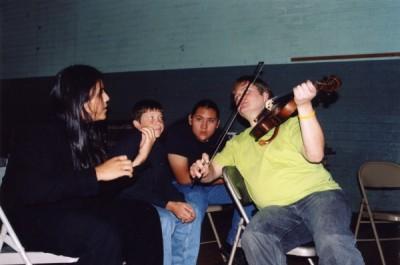 Native American Composer Apprentice Project