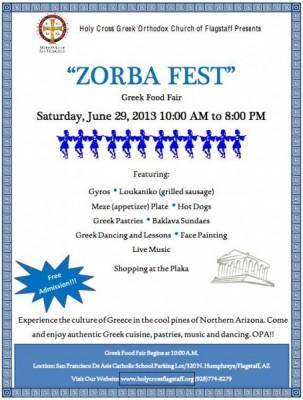Zorba Fest